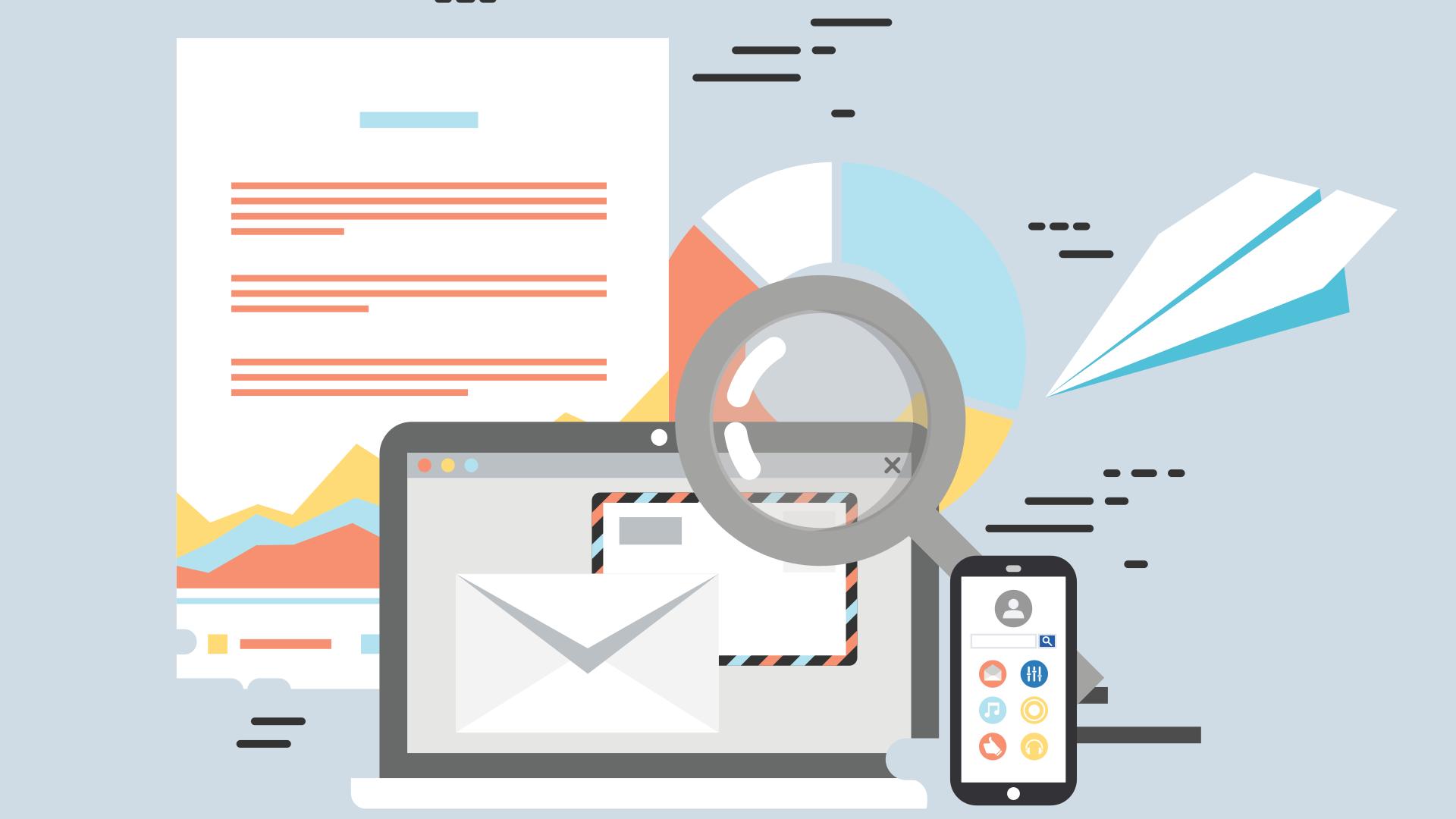 Transfert de fichiers par courriel
